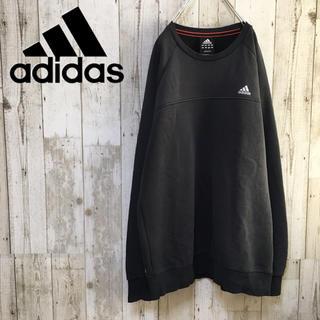90s 古着系 adidas アディダス ビックサイズ スウェット トレーナー
