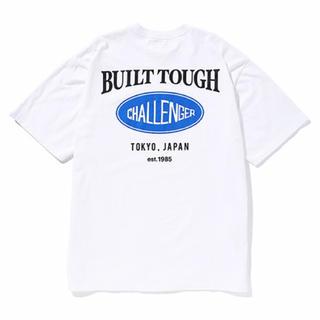 ネイバーフッド(NEIGHBORHOOD)の新品未使用 チャレンジャー challenger tシャツ 白 m(Tシャツ/カットソー(半袖/袖なし))