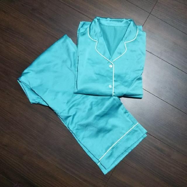 GU(ジーユー)のGU パジャマ レディースのルームウェア/パジャマ(パジャマ)の商品写真