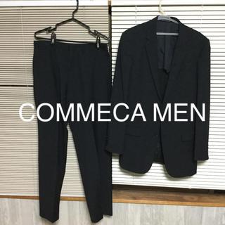 コムサデモード(COMME CA DU MODE)の美品 COMMECA DU MODE スーツ(セットアップ)