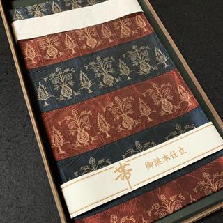 ⭐︎ふくれ織全通袋帯⭐︎ 仕立て上り(帯)