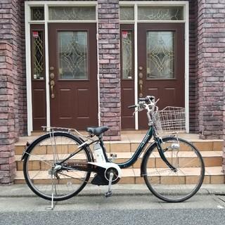 BRIDGESTONE - 新品パーツに多数取替済 1キロ100円で配達整備済電動自転車ブリヂストンアシスタ
