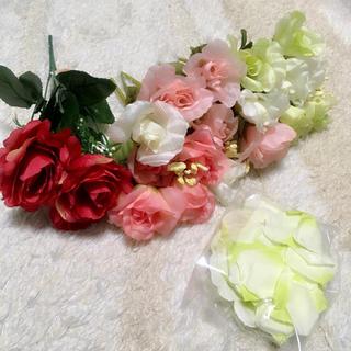 造花セット♡ウェディング(ブーケ)