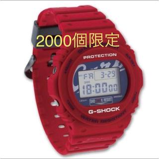 ジーショック(G-SHOCK)の広島東洋カープ  G-SHOCK(記念品/関連グッズ)