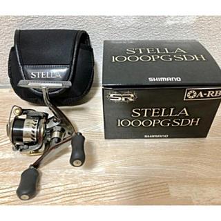 SHIMANO - ステラ1000PGSDH 主要部品新品オーバーホール済 IOS軽巻チューン