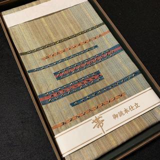 ⭐︎変わり織袋帯⭐︎ リバーシブル(帯)