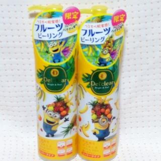 明色化粧品 ピーリングジェリー ミニオンズ DETクリア ブライト&ピール(ゴマージュ/ピーリング)