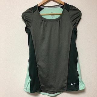 NIKE - ナイキ 異素材ランシャツ