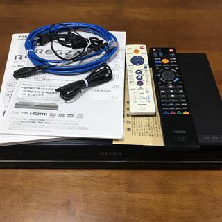 トウシバ(東芝)の東芝ハイビジョンレコーダー RD-R100(DVDレコーダー)