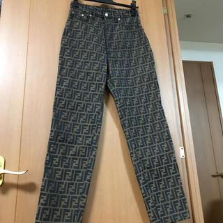 FENDI - フェンディ ズッカ柄 パンツ 美品です!