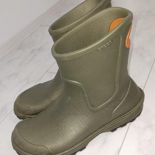 クロックス(crocs)のcrocs クロックス ウェリーレインブーツ(長靴/レインシューズ)
