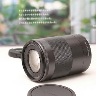 キヤノン(Canon)のCanonミラーレス一眼用望遠レンズ☆EF-M 55-200mm IS STM(レンズ(ズーム))