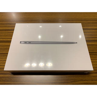 Apple - Macbook Air 2018 スペースグレー MRE82J/A 未開封新品