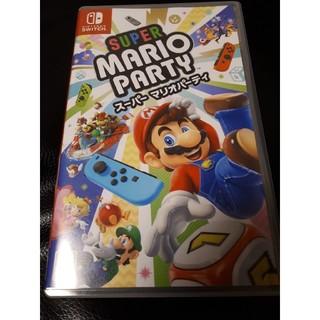 ニンテンドースイッチ(Nintendo Switch)のスーパーマリオパーティー SWITCH(家庭用ゲームソフト)