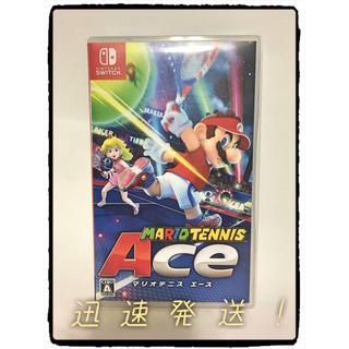 ニンテンドースイッチ(Nintendo Switch)のマリオテニスace switch 任天堂(家庭用ゲームソフト)