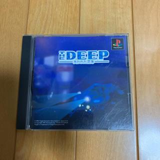 プレイステーション(PlayStation)のPS 失われた深海(THE DEEP)(家庭用ゲームソフト)