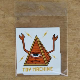 トイマシーン(Toy Machine)のトイマシーン ステッカー A(スケートボード)