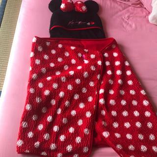 Disney - ミニーちゃん マント