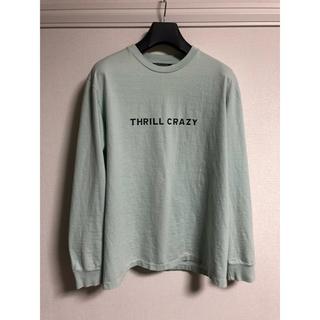 クーティー(COOTIE)のCOOTIE / Print L/S Tee (THRILL CRAZY) kj(Tシャツ/カットソー(七分/長袖))
