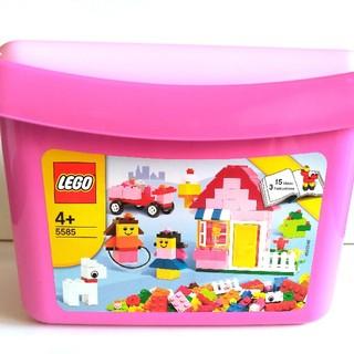 レゴ(Lego)のレゴ(LEGO) ピンクのコンテナ 5585(積み木/ブロック)