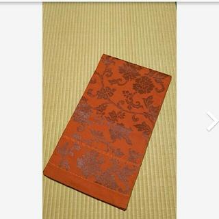 袋帯 全通 正絹(帯)