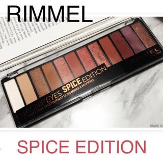 リンメル(RIMMEL)の★Rimmel リンメル★12色アイシャドウ★ブラシ&チップ付き(アイシャドウ)