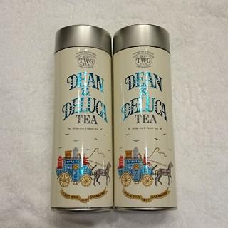 TWG、DEEN&DELUCA2本セット(茶)
