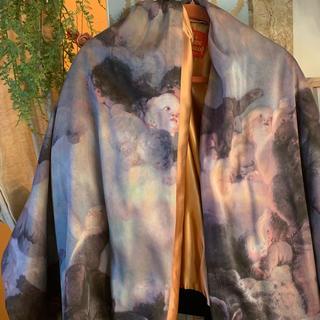 ヴィヴィアンウエストウッド(Vivienne Westwood)の専用 プッティ柄 ケープ ジャケット(その他)