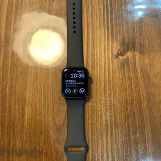Apple Watch - apple watch series4 40mm GPSモデル