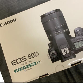 Canon 80D EF-S18-135 IS USM  在庫あり