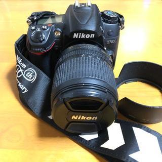 Nikon - NIKON D7000+AFS18-105mm1:3.5-5.6G ED