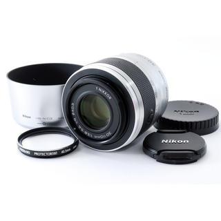 ニコン(Nikon)の☆レンズプロテクター付き☆ニコン 30-110mm シルバー 手振れ補正(レンズ(ズーム))