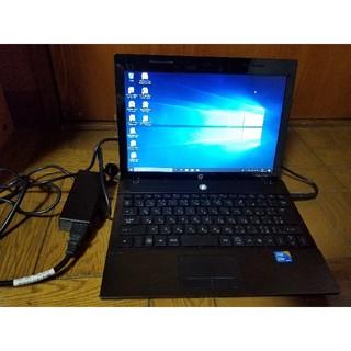 ヒューレットパッカード(HP)のHP ノートパソコン Windows10 エクセル、ワード(ノートPC)