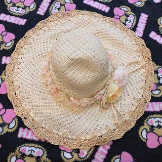 リズリサ(LIZ LISA)のLIZ LISA 女優帽(麦わら帽子/ストローハット)