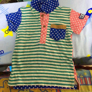 リトルベアークラブ(LITTLE BEAR CLUB)のリトルベアー クラブ  Tシャツ  90センチ(Tシャツ/カットソー)