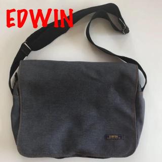 エドウィン(EDWIN)のEDWIN❣️ショルダーバッグ ❤︎メッセンジャーバッグ(メッセンジャーバッグ)