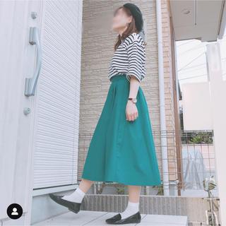 ジーユー(GU)の❤︎新品未使用❤︎ GU フレアスカート (ロングスカート)