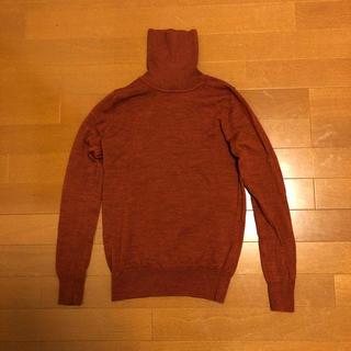 MUJI (無印良品) - タートルネックセーター - 無印良品