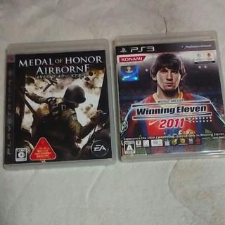 プレイステーション3(PlayStation3)のPS3ソフト 2枚セット(家庭用ゲームソフト)