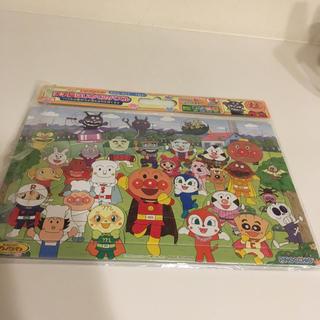 アンパンマン(アンパンマン)の3回使用 アンパンマン パズル(知育玩具)