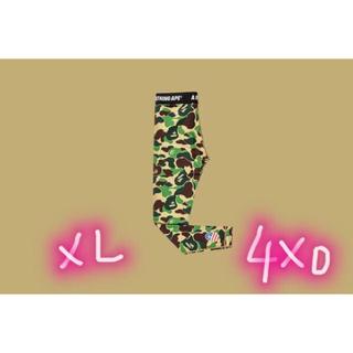 アディダス(adidas)のXL=4XO‼️ tights BAPE adidas(その他)