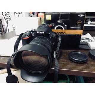 Nikon - 超美品Nikon D5500+Sigma17-70mm f2.8-4.0セット