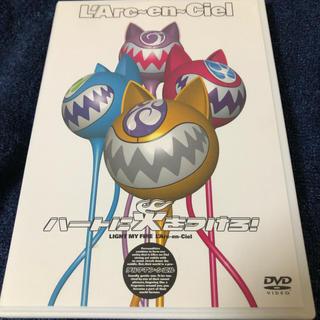 ラルクアンシエル(L'Arc~en~Ciel)のL'Arc-en-Ciel DVD(ミュージック)