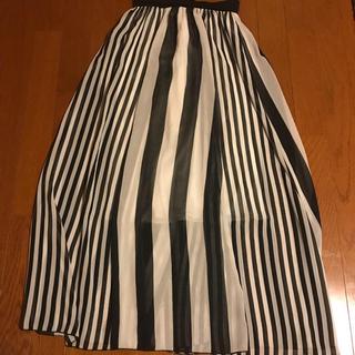 アンティカ(antiqua)のロングスカート【専用】(ロングスカート)