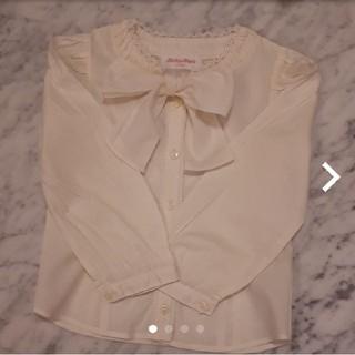 Shirley Temple - ♥美品♥シャーリーテンプルブラウス 110♥