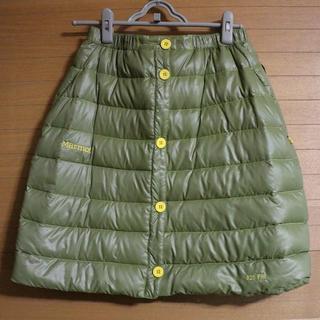 マーモット(MARMOT)のマーモット Marmot トランス ダウン スカート 山スカート L(ひざ丈スカート)