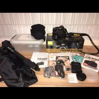 Nikon - Nikon D5300 一眼レフカメラ セット