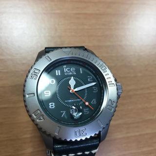 アイスウォッチ(ice watch)の腕時計 ice Watch 緑 グリーン(腕時計(アナログ))