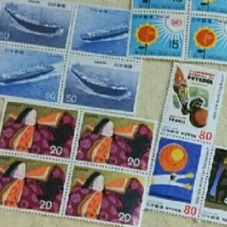 sacco様 切手専用出品(切手/官製はがき)