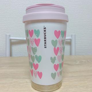 スターバックスコーヒー(Starbucks Coffee)のスタバタンブラー2018バレンタイン(タンブラー)